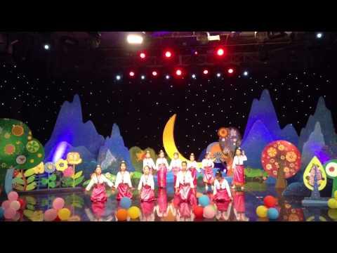 Xoè hoa - Múa dân tộc Thái