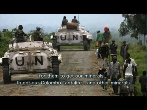Congo, The Blood in Our Pocket !