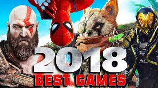 THE BEST GAMES OF 2018 / 2019