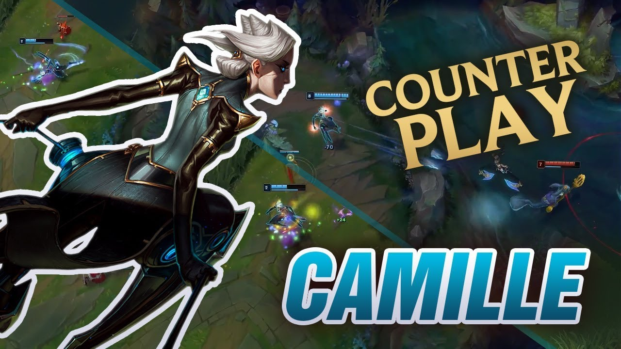 How to Counter Camille: Counterplay by Mobalytics - YouTube