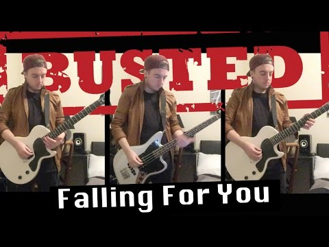 Busted - Falling For You Guitar & Bass Cover