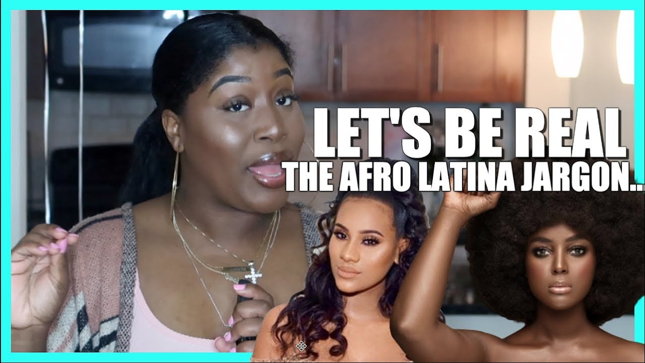 LATINA WOMEN ARE SUPERIOR TO BLACK WOMEN? #LEAHTALKS