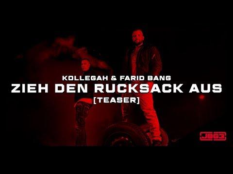 Kollegah & Farid Bang ✖️  ZIEH DEN RUCKSACK AUS ✖️ [ official Teaser ]