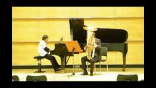 Concerto for Tuba and Piano 1Movement - Arild Plau