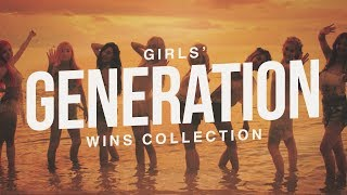 GIRLS' GENERATION: WINS COLLECTION #GIRLS6ENERAT10N - Stafaband