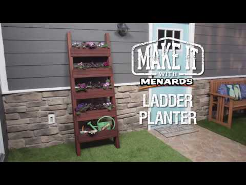 Ladder Planter - Make It with ...