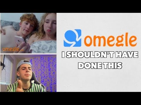 I WENT ON OMEGLE'S RESTRICTED SECTION
