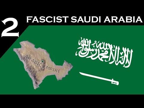Hearts of Iron 4 | Saudi Arabia | #2 | IRAQI-ARAB WAR