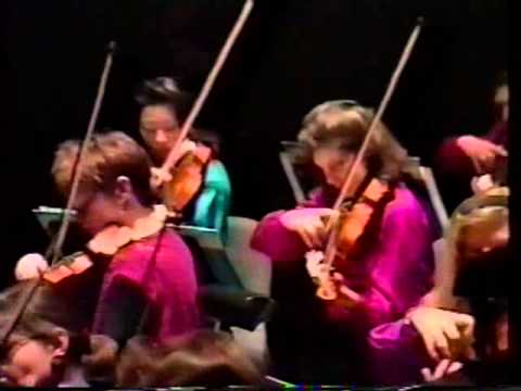 "DAVID POLLITT - ""COLLAGE"" - CONCERT FOR YOUNG PEOPLE...SCETV DOCUMENTARY"