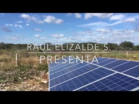 Sistema De Riego Por Aspersión Con Energía Solar