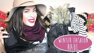 Fashion HAUL: H&M, ASOS, PRIMARK, MANGO | AKTUELLE Winter Klamotten
