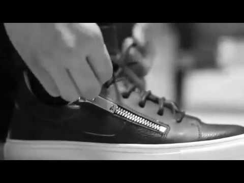 Antony Morato X Roy Franklin Amsterdam Hip Sneakers