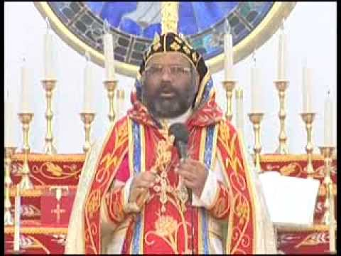 St. Johns Orthodox Church Orangeburg,New York, Consecration  part  One