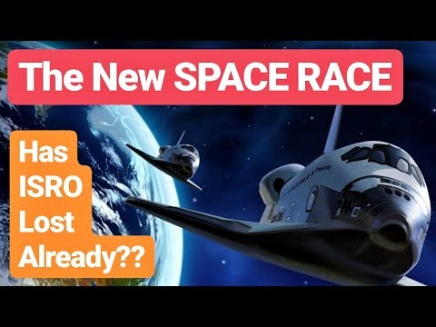 🔴 The New SPACE RACE: Who Will Win? Has ISRO Lost Already?