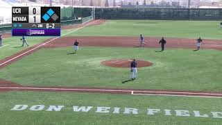 Nevada 3, UC Riverside 0   Highlights Driven by Northern Nevada Toyota Dealers