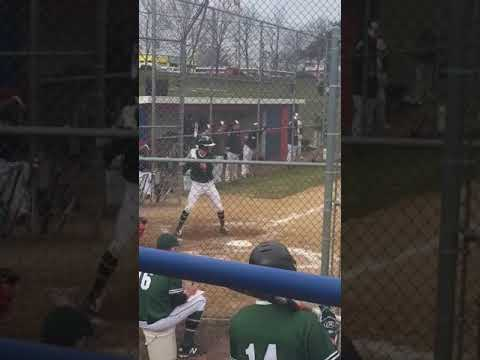 2019 Liberty Commit Nolan Bolton Home Run for Dock Mennonite Academy