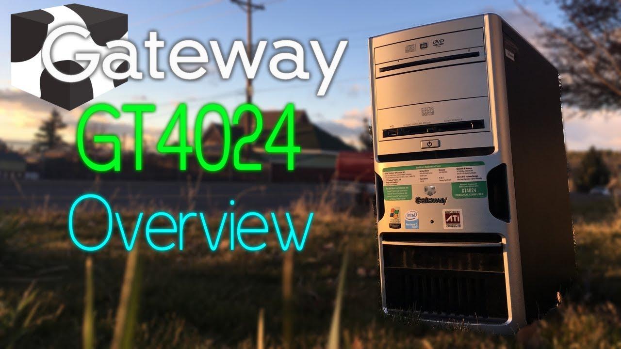 GATEWAY GT4024 VIDEO CARD DRIVER
