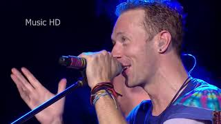 Coldplay    Everglow   Live HD At Glastonbury 2016   Best Live HD