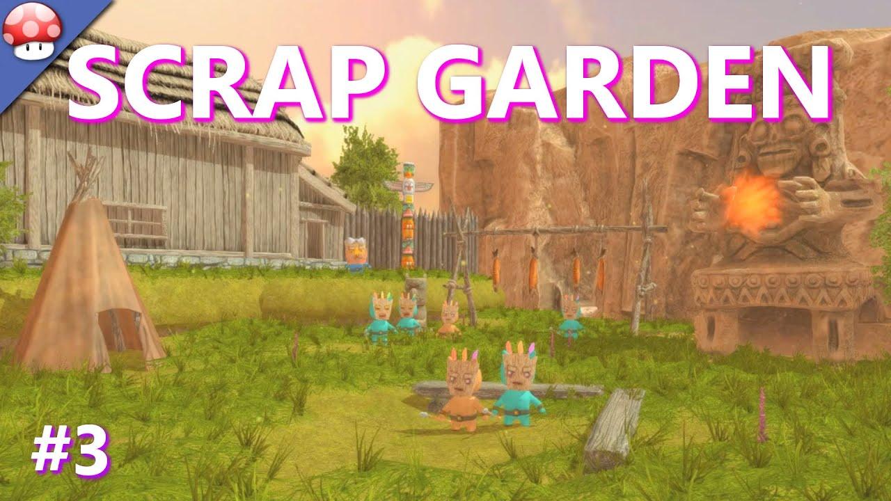 scrap garden part 3 gameplay walkthrough pc hd 60fps1080p - Scrap Garden