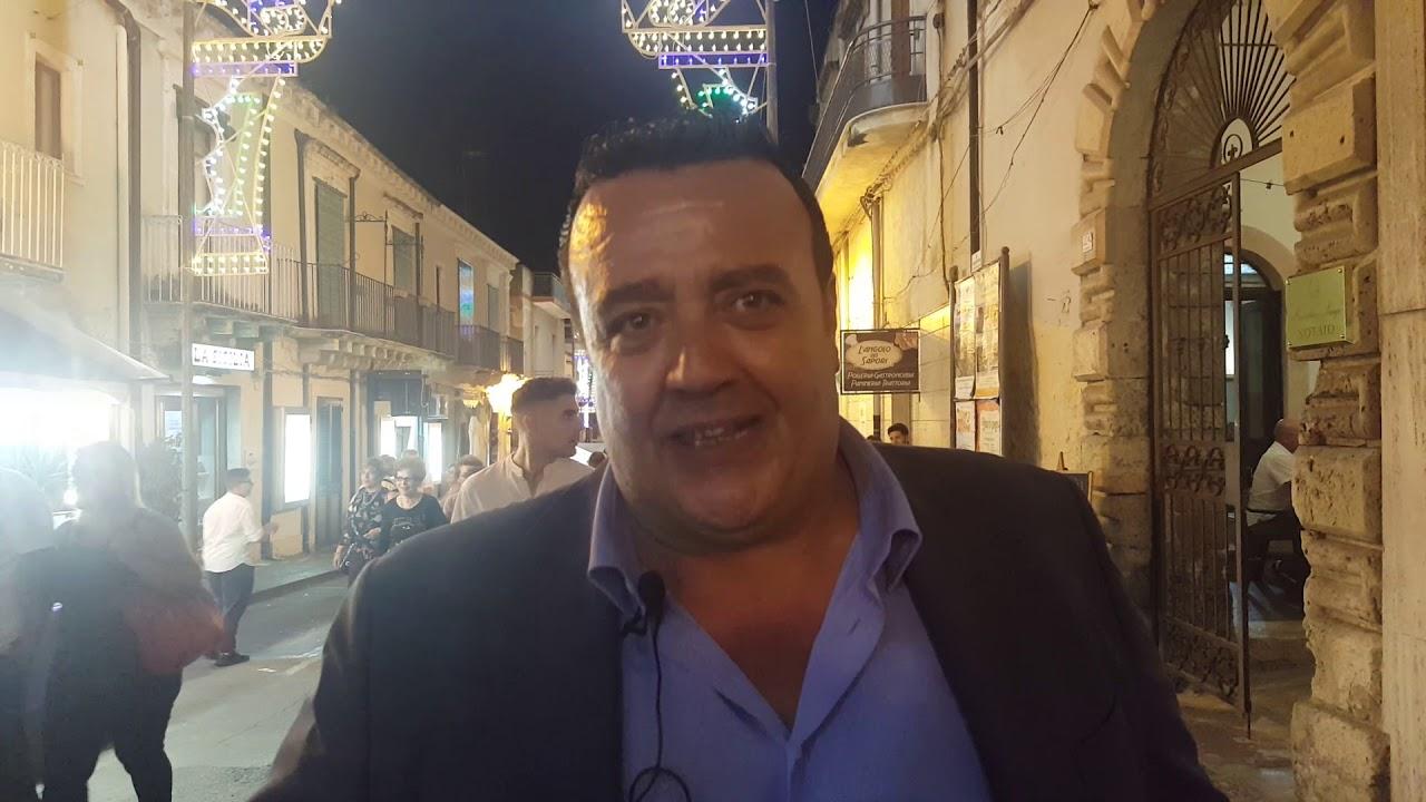 Sortino. Il sindaco Vincenzo Parlato - YouTube