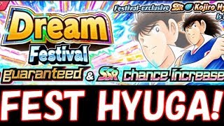 (Captain Tsubasa Dream Team) THE TIME HAS COME!! FEST HYUGA ON ITS WAY!!! & Announcement!