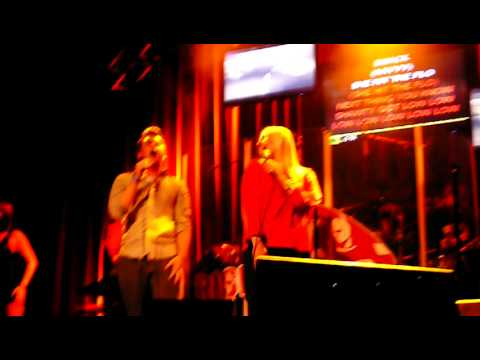 Ross & Ashley's Infamous FloRida Karaoke Rendition to Low