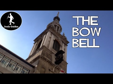 Cockney Bow Bell