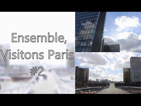 La Bibliothèque François Mitterand - ENSEMBLE, VISITONS PARIS #2