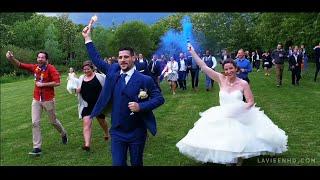 Sophie & Romain, un mariage tout en style thumbnail