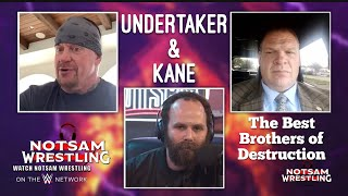 Undertaker & Kane - Their Favorite Version of the Brothers of Destruction - Notsam Wrestling