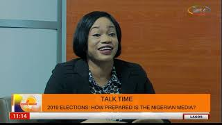 How Prepared Is The Nigerian Media For 2019 General Elections