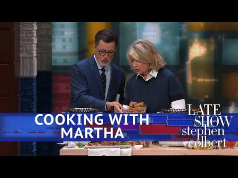 Martha Stewart Saves Time With Pressure Cooker Meals