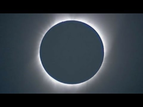 Watching The TOTAL SOLAR ECLIPSE in South Africa!!