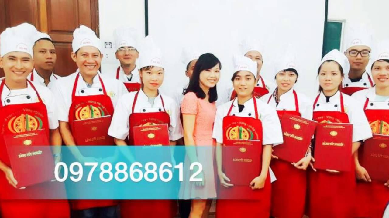 LỄ BẾ GIẢNG LỚP NẤU ĂN K2 – Trường Cao Đẳng Nghề Văn Lang Hà Nội