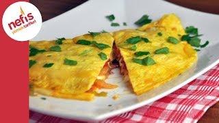Pastırmalı Omlet Tarifi | Nefis Yemek Tarifleri