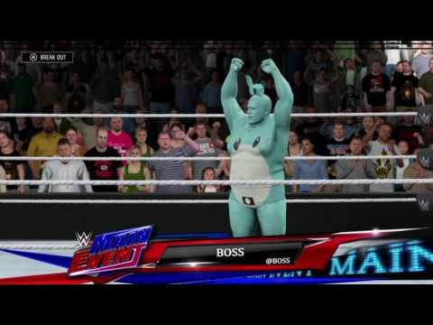 WWE Friends OP [Kemono Friends Opening Parody]