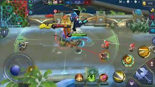 Paranoidi Çağırın Fanny Öğrensin | Jin Fanny Solo Dereceli GamePilav Mobile Legends Bang Bang
