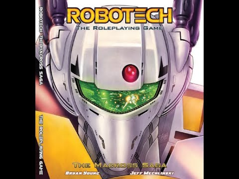 Robotech The Roleplaying Game: The Macross Saga review