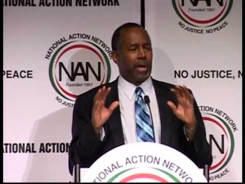 Dr  Ben Carson at NAN Convention April 8, 2015