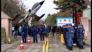Kütahya Hava Er Eğitim Tugay Komutanlığı Erbaş Bölüğü Asker Ocağı filmi :)  Full