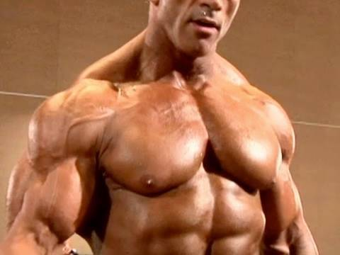 2006 Musclemania World Bodybuilding Championships Pump