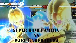 Warp Kamehameha Vs Super Kamehameha | Best of Xenoverse 2 Ep11