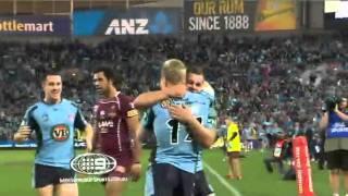 NRL 2011 State of Origin Game 2 Highlights: NSW v QLD
