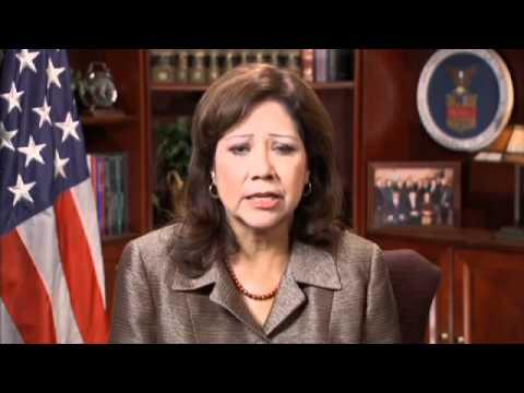 Hilda L. Solis, United States Secretary of Labor address USW