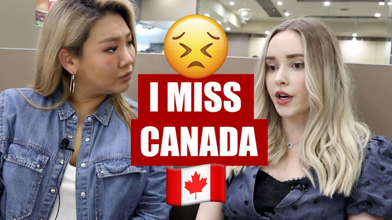 Canadians Try Canadian Food In Hong Kong Ft Joyce Cheng 鄭欣宜