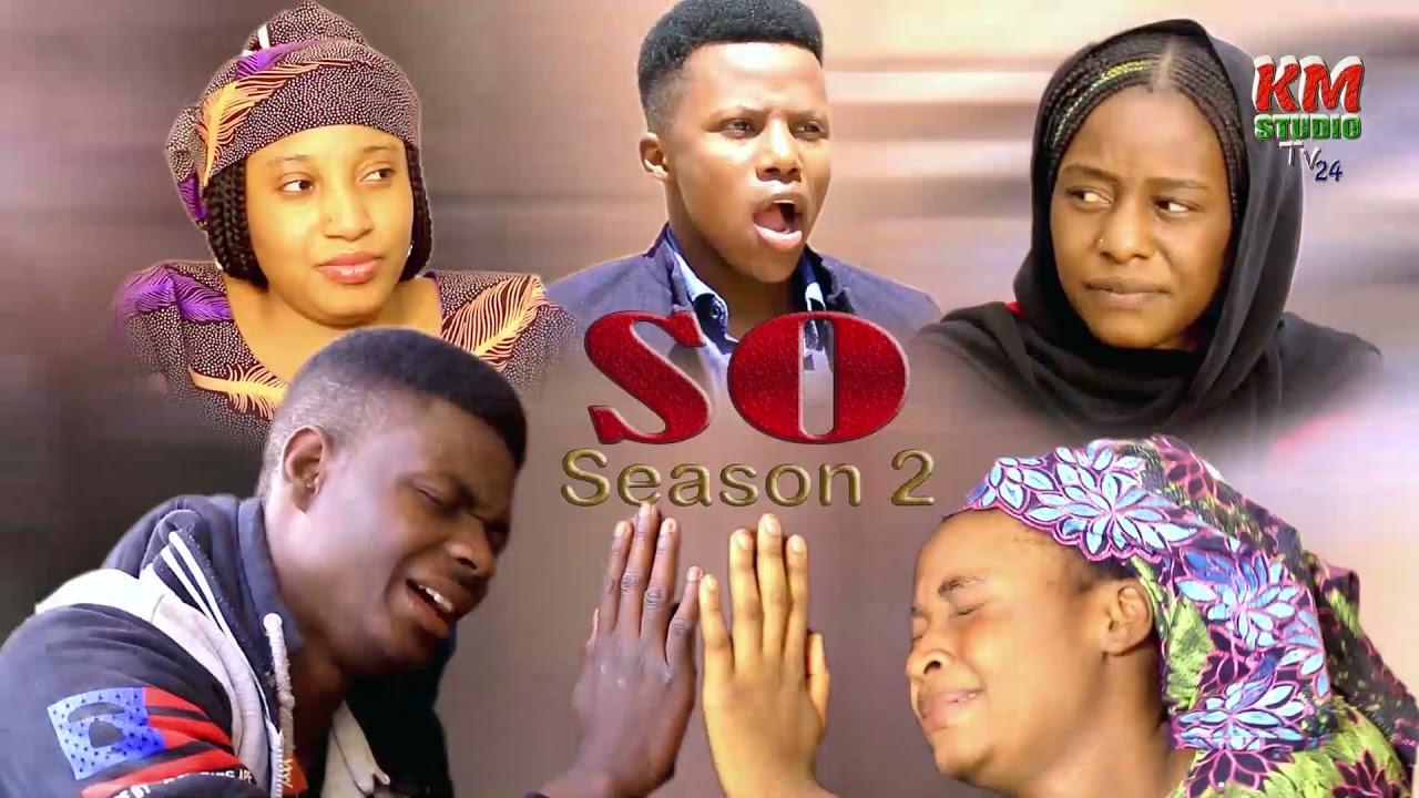 Download SO ❤️ Episode 14 To 18 (Season 2) Latest Hausa Love Series (c) 2021