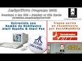 Programa #62 , Entrevista Ramón de Mobilectro Atari España, Investrónica, Iconos en Workbench ...