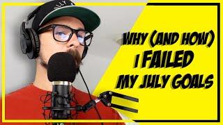 Why I Failed My July Amazon Revenue and Profit Goals