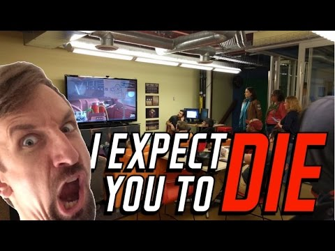 I Expect You To Die | Oculus Touch