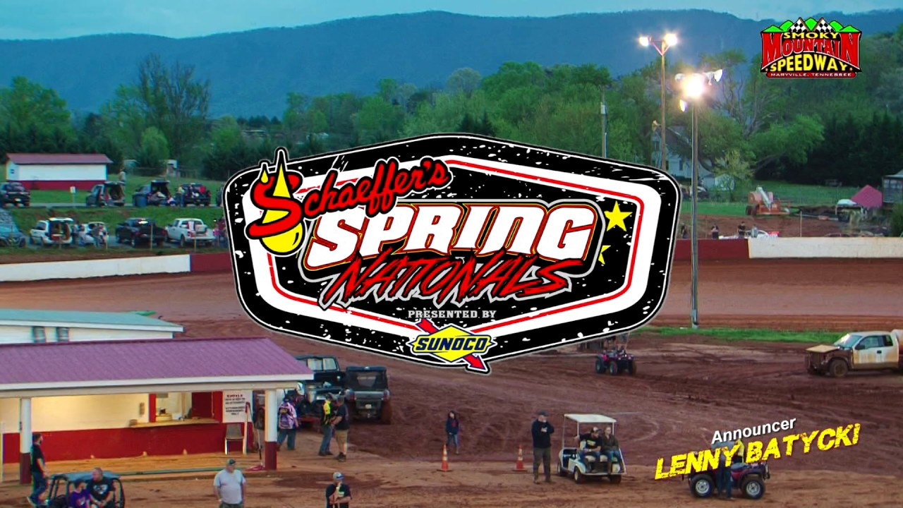 Spring Nationals Qualifying @ Smoky Mountain Speedway April 13, 2019